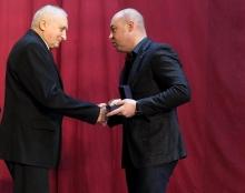 Сергій Надал привітав учасників та активістів «Меморіалу» з нагоди 30-річчя організації
