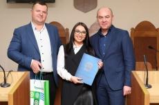 Сергій Надал привітав тернопільських суддів і працівників суду з нагоди професійного свята
