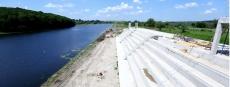 Триває будівництво Центру веслування та водних видів спорту «Водна арена «Тернопіль»»