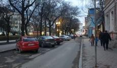 УВАГА! З 18 червня буде обмежений рух транспорту на вул. В. Чорновола (від вул. І. Франка до Театрального майдану)