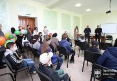 У Тернополі пройшов соціальний захід «З турботою про дитину»