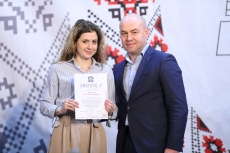 Сергій Надал вручив подяки працівникам галузі житлово-комунального господарства