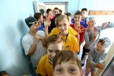 У Тернополі розпочався відкритий чемпіонат з плавання «Кубок мера-2019»