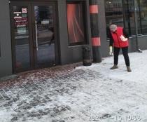 Муніципальною інспекцією обстежено близько 150-ти об'єктів у Тернополі щодо належного зимового утримання їх відповідальними структурами