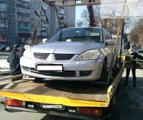 В лютому у Тернополі інспекторами з паркування евакуйовано 100 транспортних засобів, які порушили правила паркування