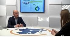 Очільник Тернополя у прямому ефірі представив звіт про виконання бюджету за 2018 рік