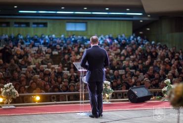 Звіт міського голови Тернополя Сергія Надала та міської ради за 2014 рік (22 фото)