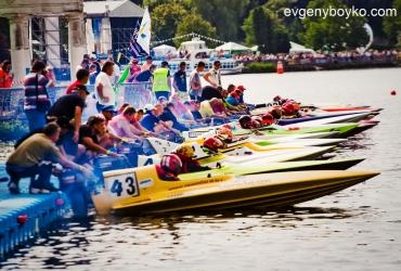Чемпіонат Європи з водно-моторного спорту 2011 (38 фото)