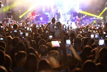 Концерт гурту BEZ ОБМЕЖЕНЬ. День Незалежності 2019 у Тернополі