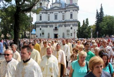 Молитовна хода «Стації митрополита Андрея» (52 фото)