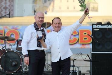 Нагородження Почесних громадян міста Тернополя, відзнаками міської ради та міського голови