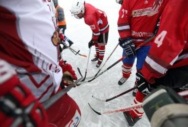 Змагання «TernopilHockeyClassic» 2019 у Тернополі